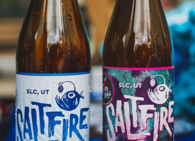 After the anticipation brewing up from last year's SLUG Mag on Tap, we are finally treated to SaltFire's signature ales. Photo: Talyn Sherer
