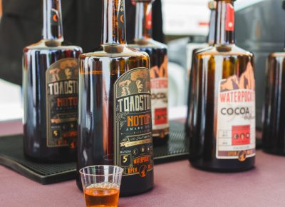 Jagermeister, look out. There is a new herbal liqueur in town and they are here to stay. Waterpocket is hands down some of the best in their field. Photo: Talyn Sherer