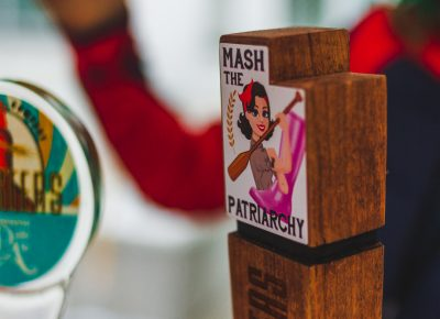 Rooster's Mash the Patriarchy makes its final debut before its run is complete and no more exist. Photo: Talyn Sherer
