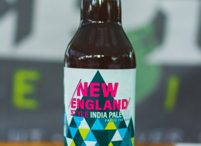 Epic's New England Style IPA made an early release just for this event. Photo: Talyn Sherer