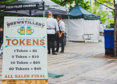 The obligatory token pricing system as required by Utah law ... gotta love it. Photo: Talyn Sherer