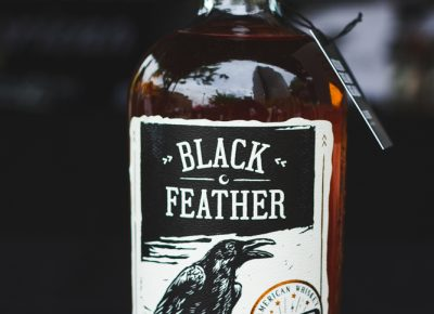 Black Feather is adding to Utah's whiskey scene with their American bourbon. Photo: Talyn Sherer