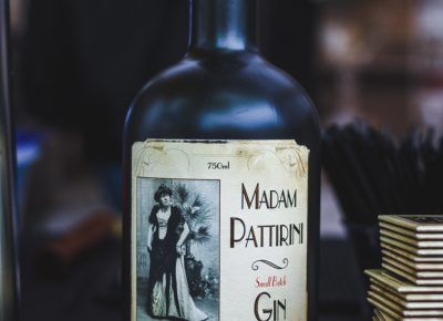 Ogden's Own Madam Pattrini Gin packs a punch and whole lot of spiced flavor. Photo: Talyn Sherer
