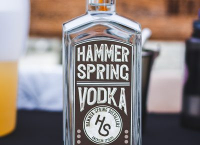 Hammer Spring Distillers is changing the game in Park City with their Vodka, Gin and Coffee Liquor lineup. Photo: Talyn Sherer