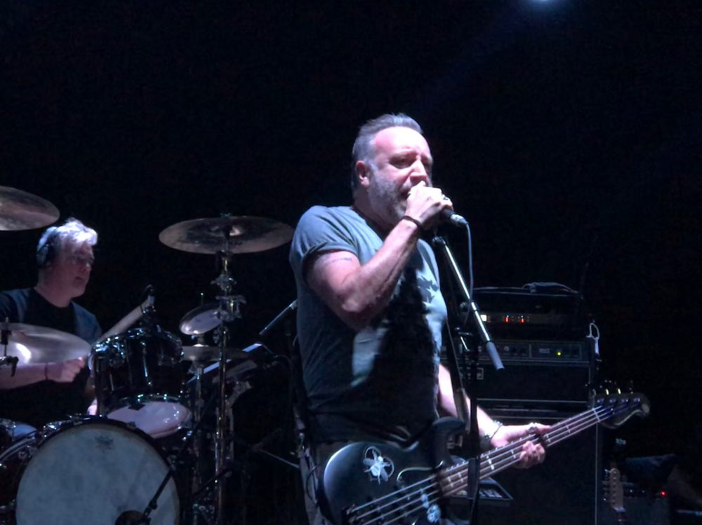 Peter Hook and the Light at Metro Music Hall. Photo: Ryan Michael Painter