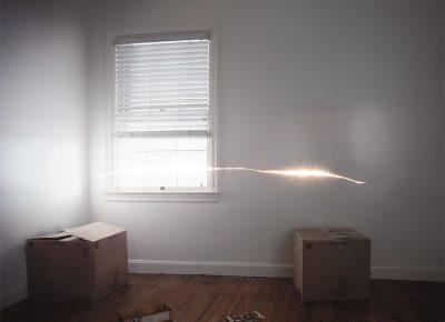"Josh Winegar, ""Burst Apart / Burst A Part."""