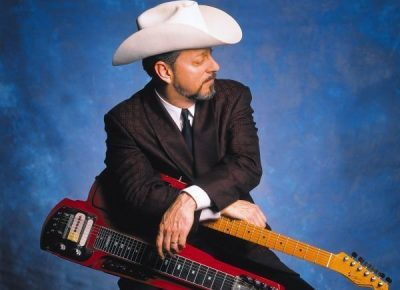 Junior Brown. Photo courtesy of the Artist