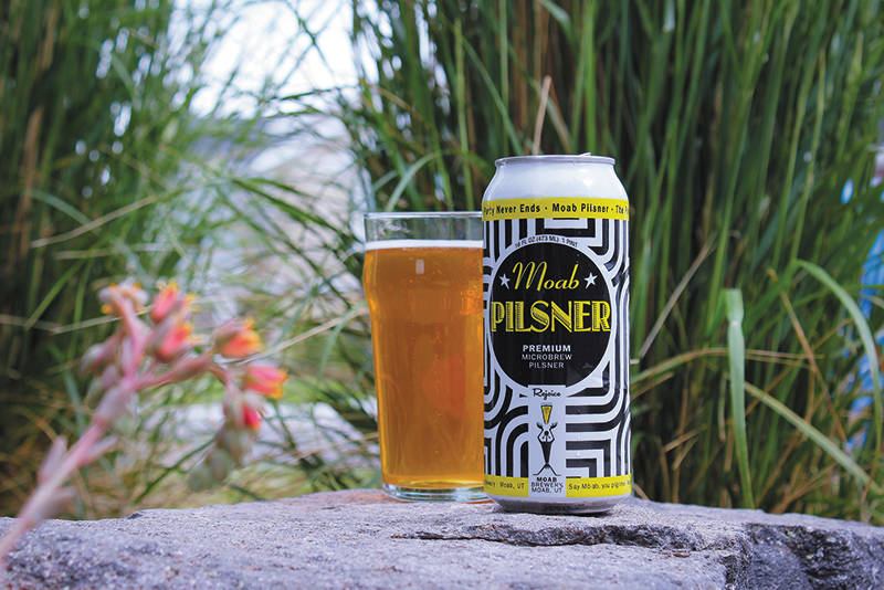 Beer of the Month: Moab Pilsner
