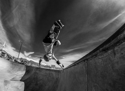 Colton Woods – Andrecht Invert – Lehi, Utah. Photo: Randy Roberts