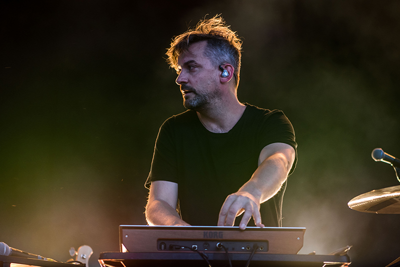 Ogden Twilight 2018: Bonobo, Slow Magic and Mooninite