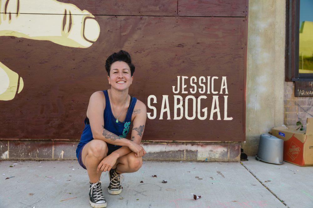 Jessica Sabogal. Photo: LmSorenson.net