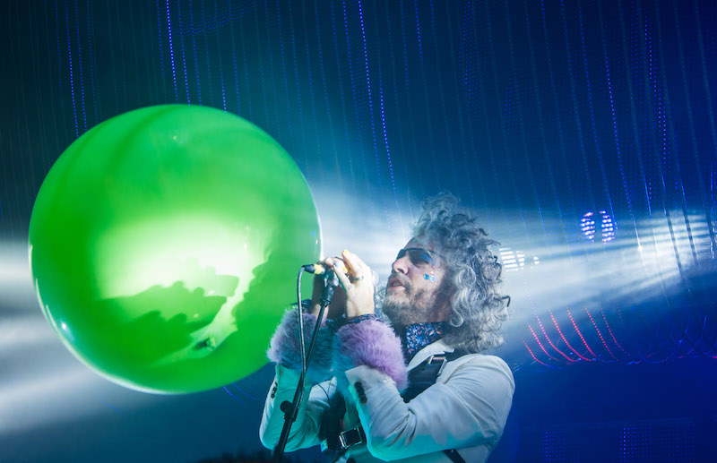Ogden Twilight 2018: The Flaming Lips, B|_ank, Night Marcher