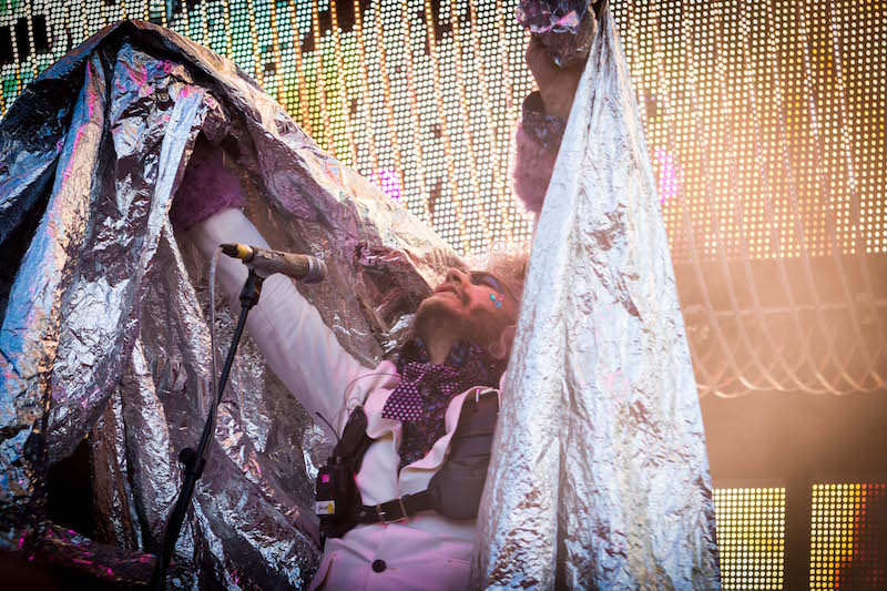 Wayne Coyne. Photo: ColtonMarsalaPhotography.com