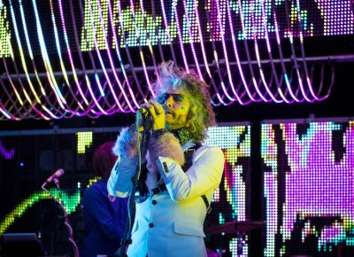 The Flaming Lips brought a colorful and exciting show to Ogden. Photo: ColtonMarsalaPhotography.com