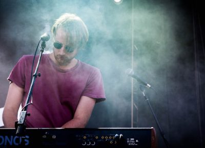 Wes Bailey of Moon Taxi.