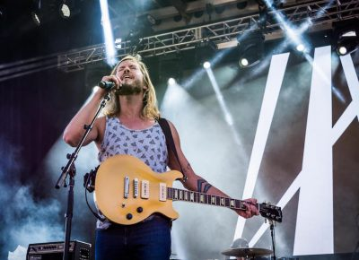 Be sure to catch Moon Taxi at the Salt Lake Twilight later this summer.