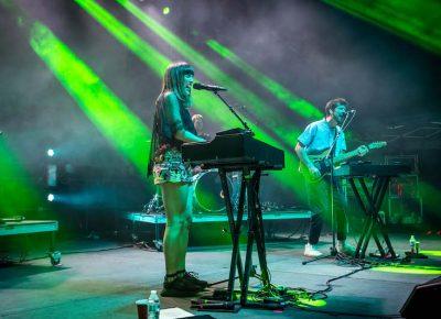 London-based duo Oh Wonder.