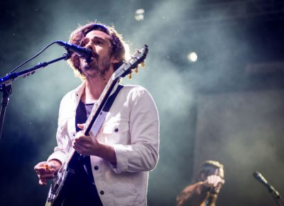Taylor Rice of Local Natives.