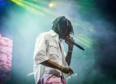 Wiz Khalifa headlines Saturday night.