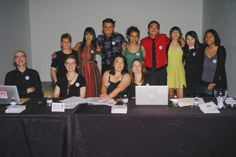 The event couldn't have happened without the UMOCA staff and volunteers. Photo: @clancycoop