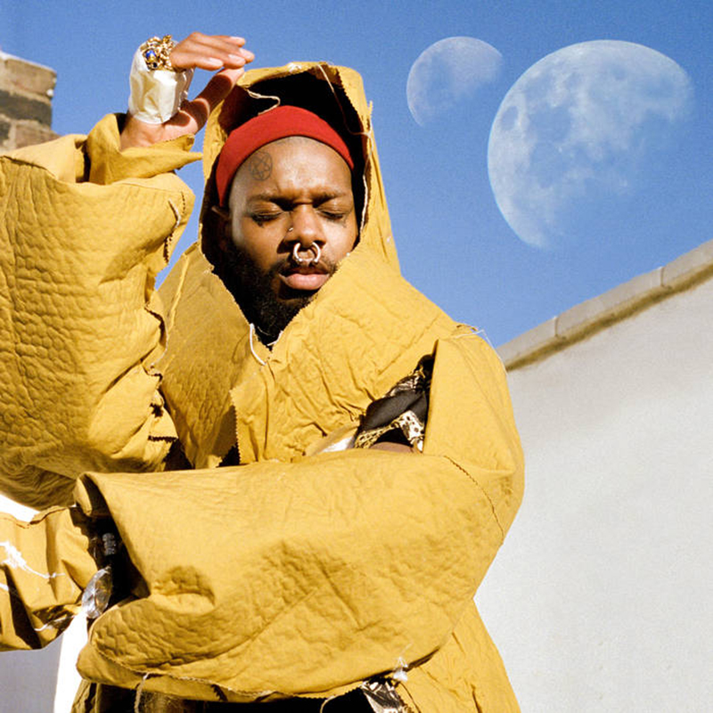 Review: serpentwithfeet – soil