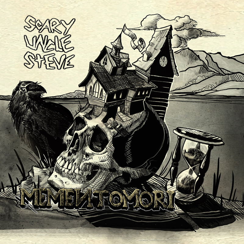 Local Review: Scary Uncle Steve – Memento Mori