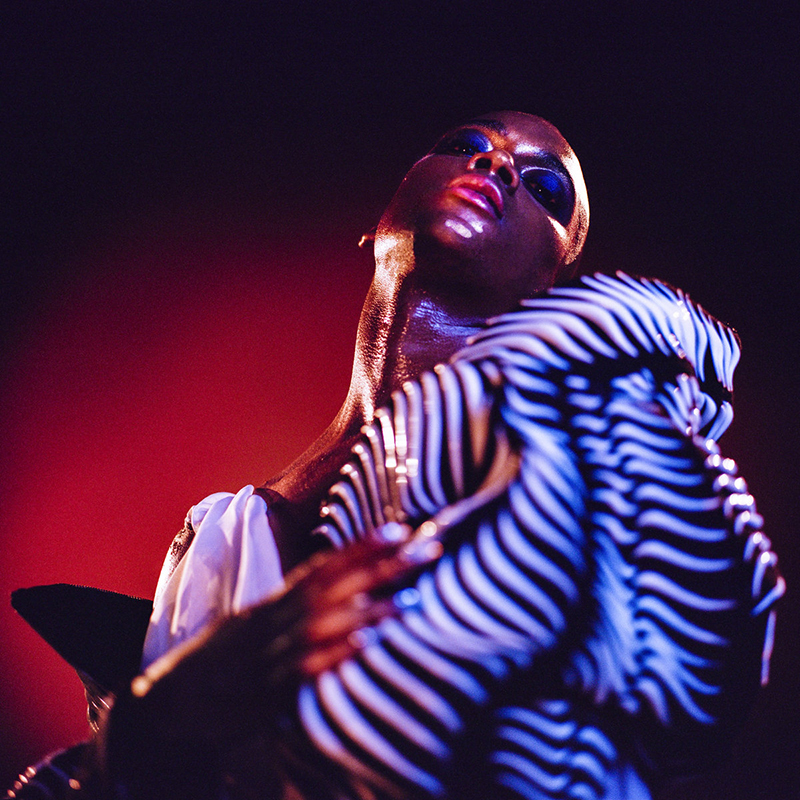 Review: Lotic – Power