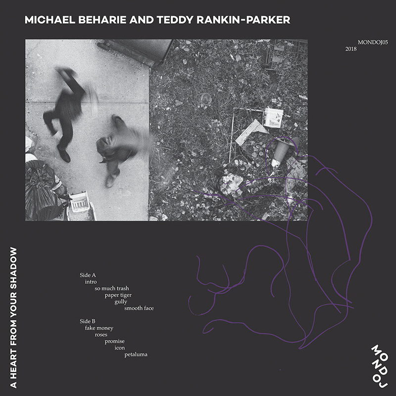 Michael Beharie and Teddy Rankin-Parker | A Heart From Your Shadow | Mondoj
