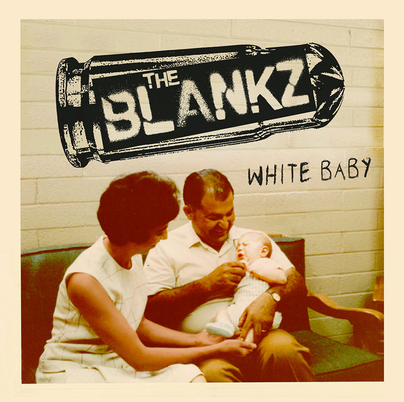 Review: The Blankz – White Baby/Sissy Glue 7″