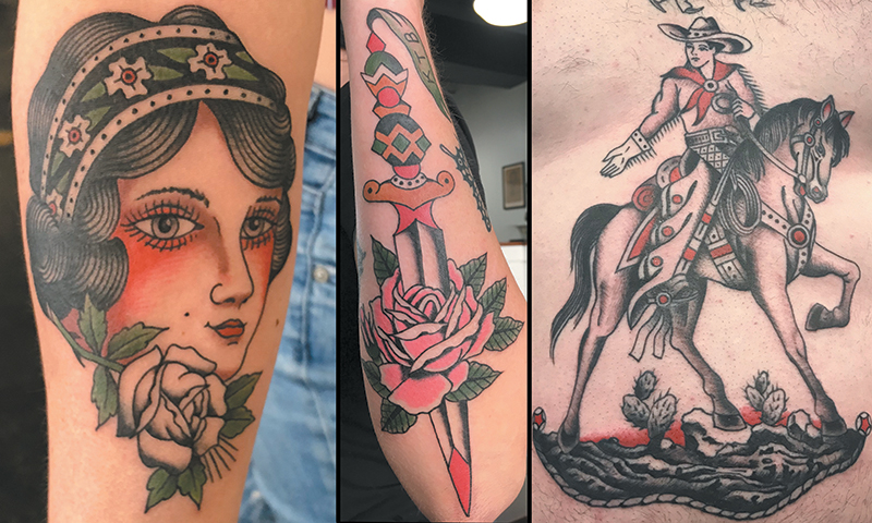 Local Tattooers: Jake Miller
