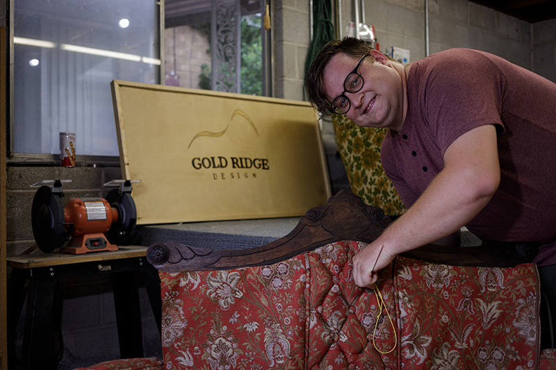 Gold Ridge Design: CLC Vintage Vendor