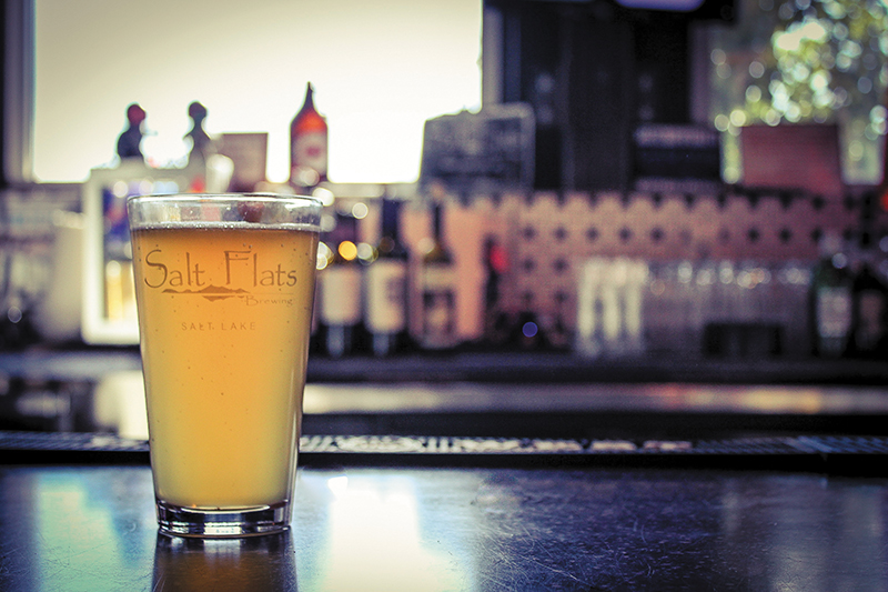 Beer of the Month: Salt Flats Hefeweizen