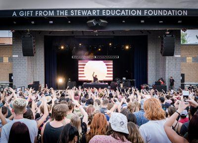 Jai Wolf had the Ogden crowd bumpin'. Photo: Colton Marsala