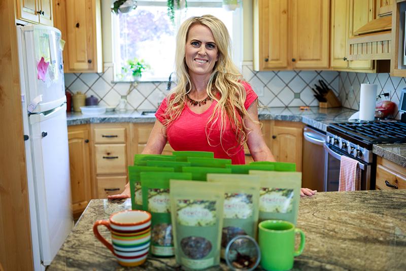 Dewdrop Herbal Tea Co.: CLC Food