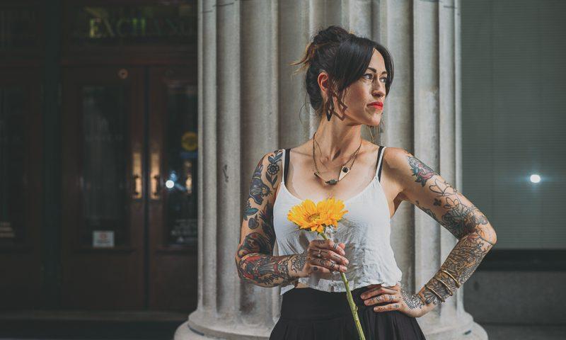 Megan Davies. Photo: @clancycoop