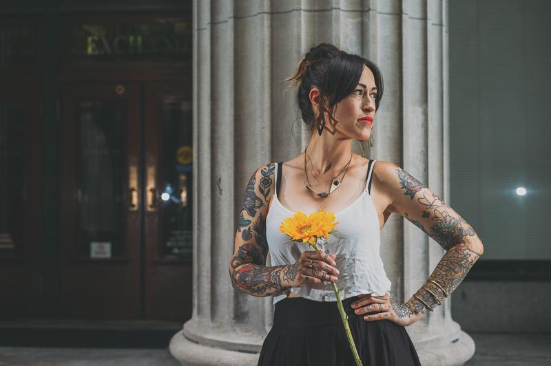 SLUG Style: Megan Davies