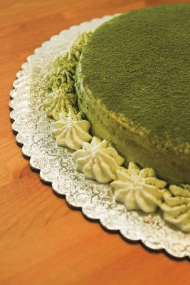 Japanese Crepe Cake. Photo: Talyn Sherer.