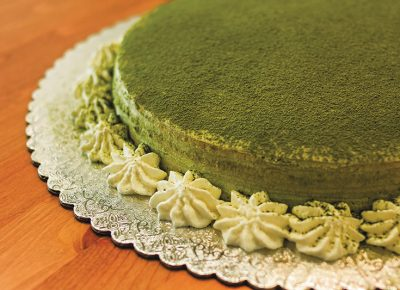 Japanese Crepe Cake. Photo: Talyn Sherer