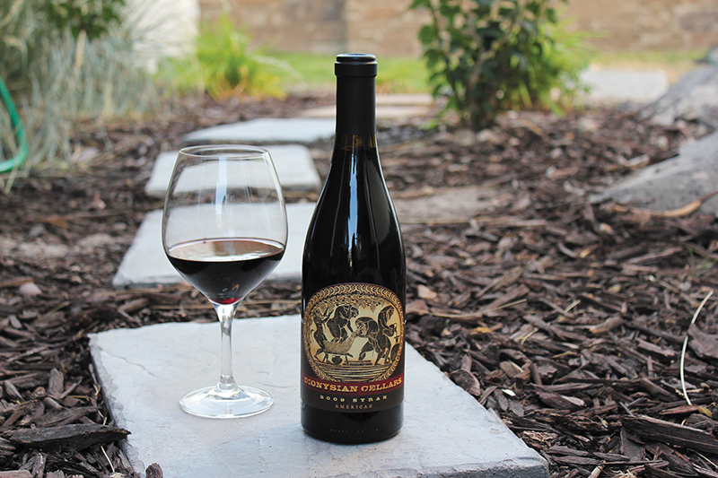 Utah Wine Review: Dionysian Cellars