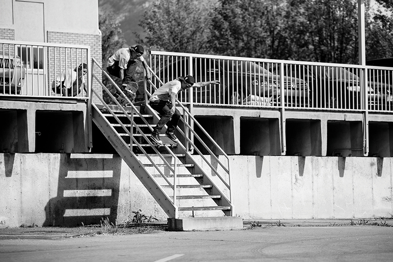 Skate Photo Feature: Colin Sheffield