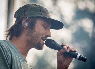 Scott Woodruff on lead vocals.
