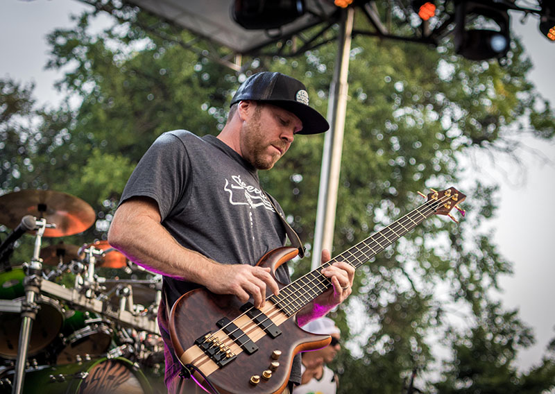 Kyle McDonald of Slightly Stoopid.