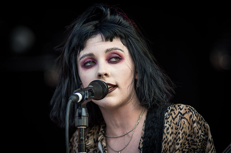 Pale Waves play the last week of Ogden Twilight.