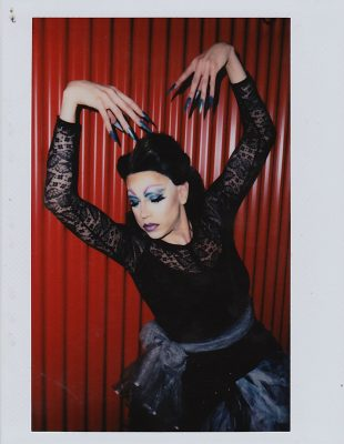 """Having to get in drag every week and bring something new every time was so intense,"" Gemma Nigh says. Photo: ThatGuyGil"