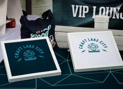 Craft Lake City Merchandise.