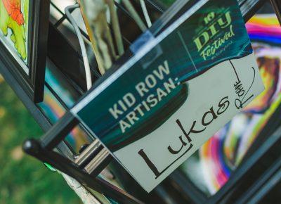 Kid Row presents Lukas.