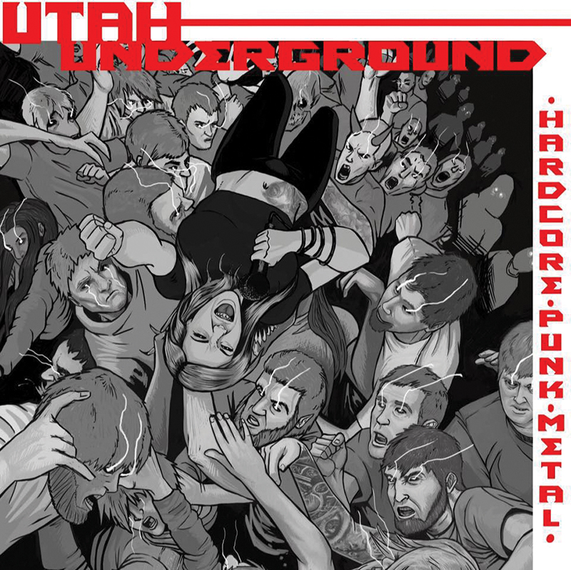 Local Review: Various Artists – Utah Underground Compilation