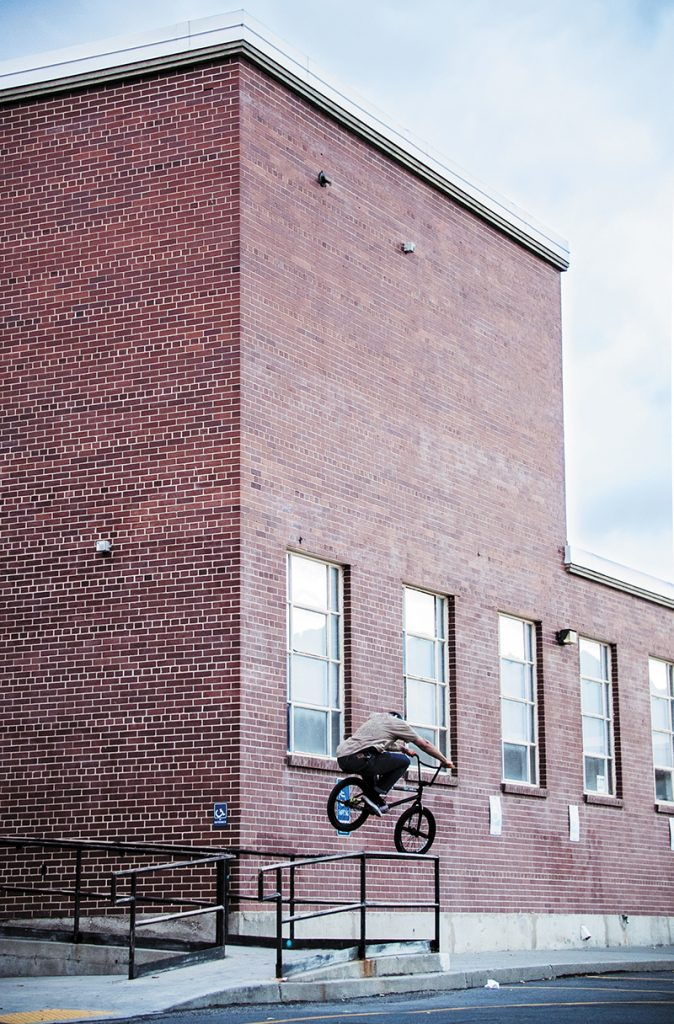 BMX Photo Feature: Brady Tweedy