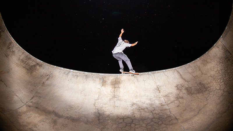 Skate Photo Feature: Britton Larsen