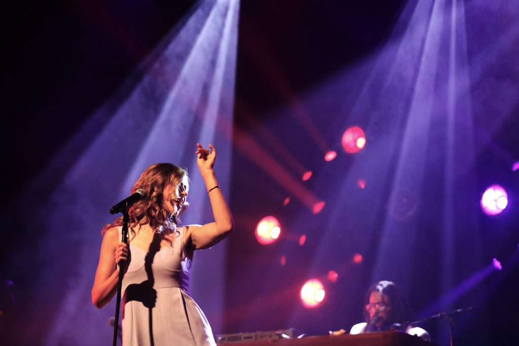 Lake Street Dive @ Eccles Theater with Robert Finley 09.09